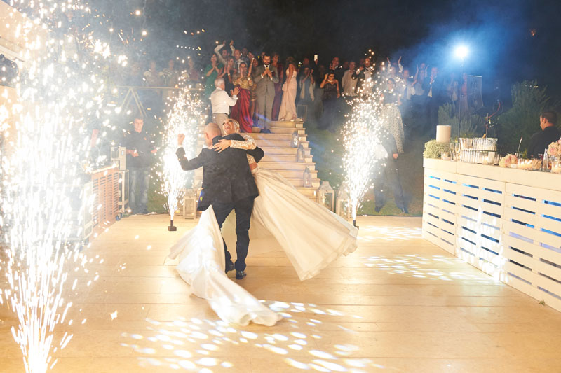 Wedding in Santorini Wedding and Event Entertainment Wedding and Event Entertainment fireworks displays wedding in santorini