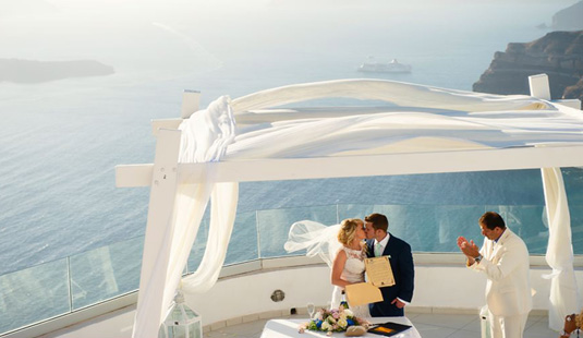 packages demo packages demo how to plan toyr wedding in santorini photographer