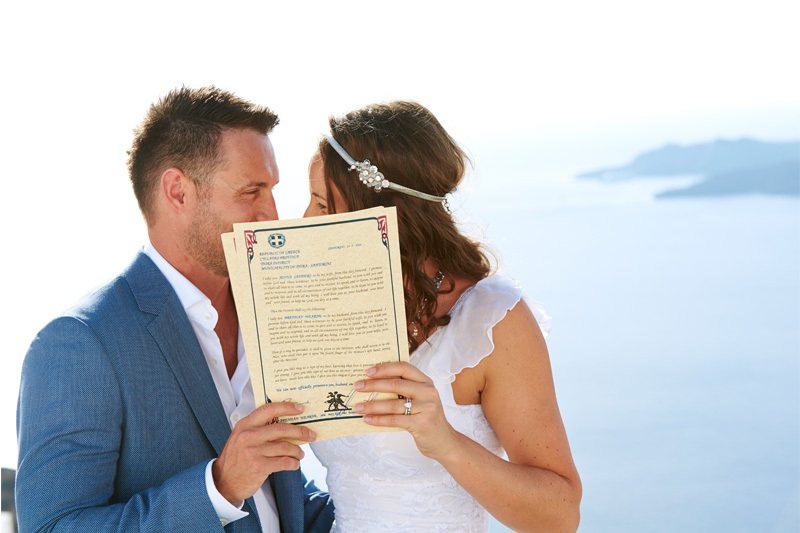 Wedding paperwork in Greece  希腊婚礼的法律文件 legal paperwork for your wedding in greece