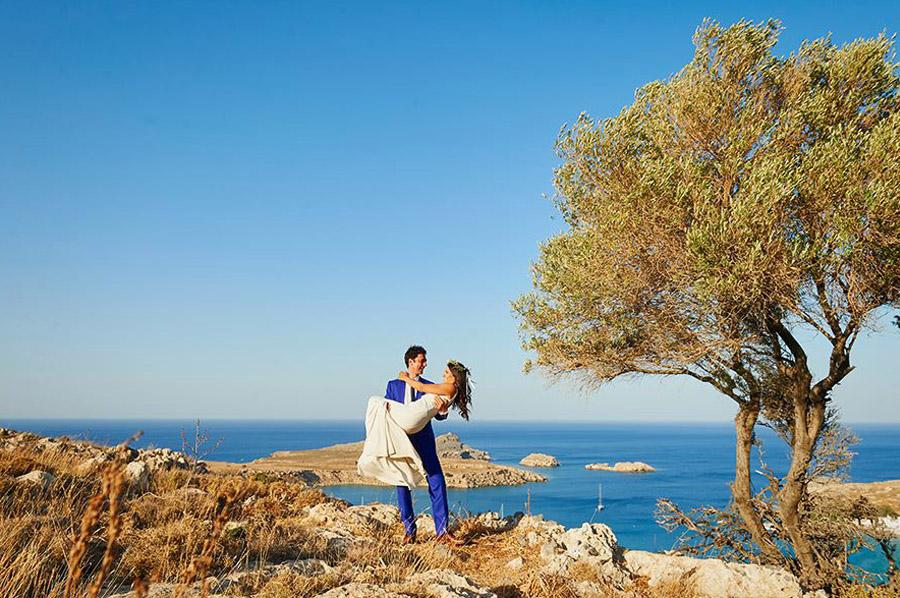Wedding in Rhodos